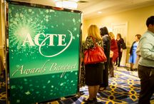 2014 ACTE Awards Banquet / Take a look at these terrific photos from the ACTE Awards Banquet at VISION 2014! / by ACTE