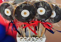 Cookies Para Festa Retro