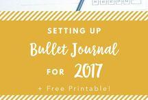 Journaling, doodling, etc