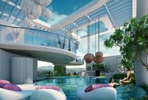 unique house / design
