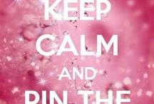 It's PINK! / by Christina V