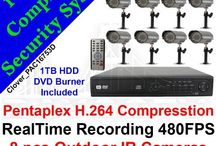 Electronics - Complete Surveillance Systems