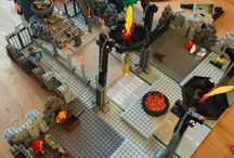 My previous Lego Builds for dnd