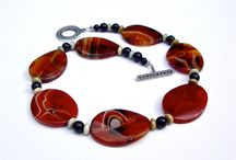 DIY JEWELRY CARNELIAN / by Dawn Marelli