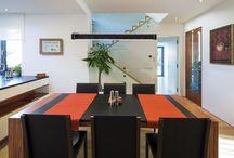 dining room / inspirace pro řešení jídelny