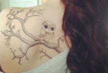 owl tattoes :) eeeppp!!