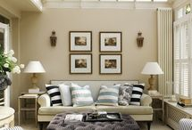 Living Room / Family Room / by Robyn Designs