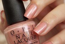 Summer nail colours
