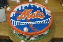 Amazin' Treats / Mets themed cakes, desserts and other Mets snacks!