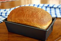 Bread / by Christine Young