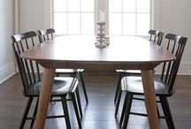 Dream dining room for real / by academom