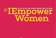 #IEmpowerWomen Around the World / Our teams worldwide participated in #Iempowerwomen to help end violence against women this #16Days.