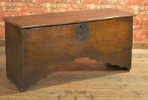 Antique Chests, Coffers and Trunks / A selection of antique chests, coffers and trunks from London Fine Antiques