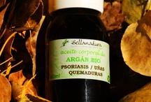 Organic Oils /Aceites BIO