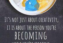 Művészet, kreativitas