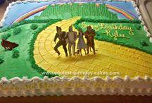 Wizard of Oz Party / by Grace Sturdivant