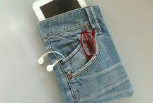 porta/telefonino/jeans