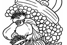 Printouts: Coloring Sheets for the Art Room