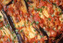 Vege recipe eggplant