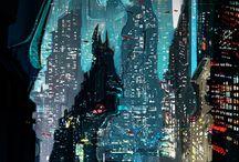 Environment - City