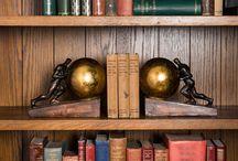 Shelfies / An abundance of ideas for the perfectly styled bookshelf!