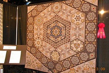 Hexagon & EPP Inspirations / by Dana Michelle Haskell