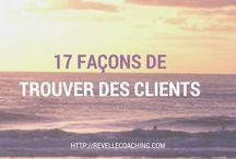 Trouver, développer des clients