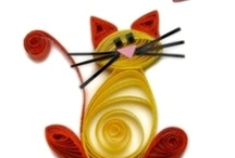 Crafts - Quilling / by Nicole Shannon