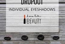 Makeup - eyes / Makeup for the eyes - eyeshadow, eyeliner, eyebrows