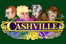 """Cashville / Unisciti ai quattro """"billiardari"""" della video slot Cashville, su Voglia di Vincere, e inizia la tua caccia alla ricchezza: insieme a Bill Bullion, Sir Sterling, Bette Boodle e Dame Von Deeds potresti vincere fino a 500.000 monete, grazie ai diversi giochi che ciascuno di loro ti riserva quando tre simboli """"Bonus"""" attivano il """"Cashville Bonus""""."""