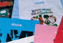 Plastic Bag Designs / Create your own Plastic Bag designs.  Display and promote your brand with our economical plastic bags, just visit our website www.bagsofideas.com or call us on: 0845 200 4045 for help on promoting your company.