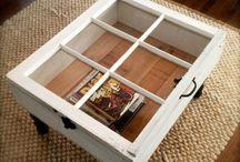Журнальные столики / DIY Coffee Tables