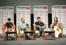 """WWI Masterclass with the team of Ramaa Madhav / This Masterclass was unique for the fact that the discussion centered around a film that can be categorised as a """"Historical"""" film. Also, the fact that the writer/director of the film, Mrinal Kulkarni wanted to portray History from a female point of view and in its absolute honesty, added few interesting point of discussion and queries from the students."""