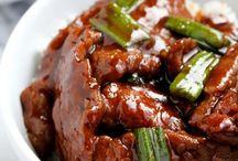 Oriental recipe