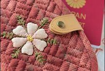 Quilts Pink Caramel van/ door Sakae Yoshihara