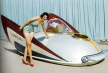 concept cars that should have..... / by Karina Oishei