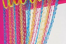 Curtains / Beaded