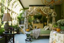 beautiful bedrooms / by Leah Smith