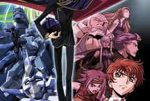Code geass / Code geass  is a Japanese anime series created by Sunrise, directed by Gorō Taniguchi, and written by Ichirō Ōkouchi, with original character designs by manga authors Clamp. The series has also been adapted into various manga and light novels with the former showing various alternate scenarios from the TV series.  The new anime, titled Code Geass: Lelouch of the Resurrection will take place a few years after the events of the Zero Requiem.  https://en.wikipedia.org/wiki/Code_Geass