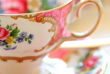 Vintage Cups and saucers / #vintage #cups #saucers