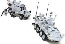 Lego Military