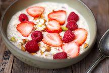 Breakfast / Things I would eat for breakfast