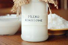 mleko domowe