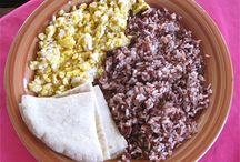 Foods of Costa Rica