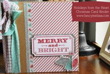 Holidays from the Heart - CTMH / by fancyMelissa Scrapbooks