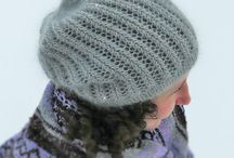 Knitting - hat