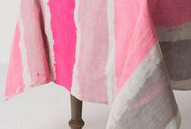 Rayures et pois / Stripes on fabric