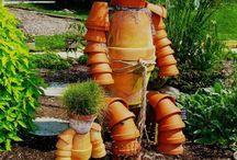 garden ideas / Garden possibles