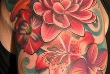 Tattoos and gorgeous art
