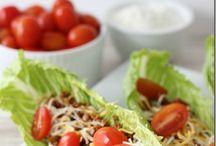 Clean eating/Healthy / by Lori Erny